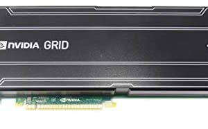 699-52055-0552-311 Nvidia P2055 Grid K2 8GB GDDR5 3072 CUDA Core PCIe 225W Graphics Card
