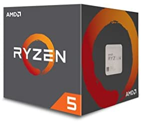 AMD Ryzen 5 2600 Processor with Wraith Stealth Cooler - YD2600BBAFBOX