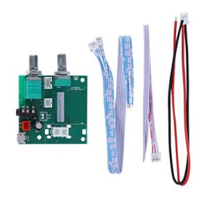 2.1 Digital Power Amplifier Board, 20W Bluetooth 5.0 5V Channel Stereo Amplifier Digital AMP Board Module for Home Theater & Active Speaker Applications