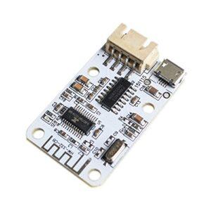 10PCS/LOT Wireless Bluetooth 4.0 Stereo Audio Receiver Module Digital Amplifier Board Module USB 3W+3W 5V DC