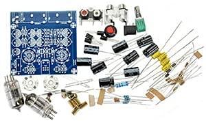 AOSHIKE 6J1 Valve Preamp Buffer DIY Kits Tube Amplifiers Audio Board preamplifier Pre-Amp Amplifier Audio Board