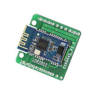 AIMELIAE Bluetooth 4.0 CSR8645 Amplifier Board 5W+5W APT-X Stereo Receiver Amp Module